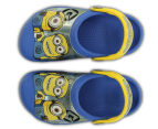 Creative Crocs Kids' Minions Clog - Blue/Yellow 5