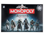 Assassin's Creed Monopoly Board Game 1