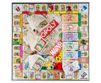 Marvel Comics Monopoly Board Game 2