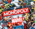 Marvel Universe Monopoly Board Game 4