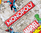 Marvel Comics Monopoly Board Game 4