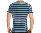 Mossimo Men's Standard Issue Bryce Scoop Tee - Navy 5