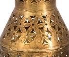 Small Vintage Look 29cm Lantern - Antique Gold 5