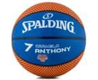 SPALDING NBA NY Knicks Carmelo Anthony Basketball - Size 7 1