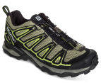 Salomon Men's X-Ultra 2 Shoe - Nile Green/Black/Turf Green 2
