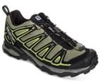 Salomon Men's X-Ultra 2 Hiking Shoe - Nile Green/Black/Turf Green 2