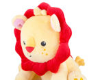 Fisher-Price Lion Beanie Soft Toy 4