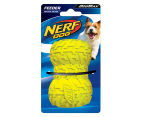 NERF Dog Medium Tyre Feeder  - Green 1