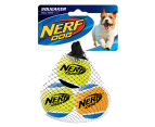 NERF Dog Small Squeaker Tennis Balls 3-Pack 1