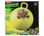 Teenage Mutant Ninja Turtles 38cm Hopper Ball - Lime Green 6