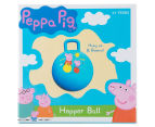 Peppa Pig 38cm Hopper Ball - Blue 6
