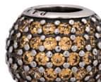 Pandora Pavé Lights Ball Charm - Fancy Golden 6