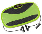 Vibration Machine Multiple Exercise Platform - Green 2