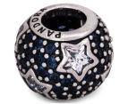 Pandora Follow The Stars Pavé Charm - Silver/Midnight Blue 4
