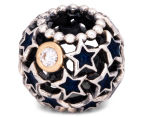 Pandora Night Sky Charm - Silver/12K Gold/Midnight Blue 4
