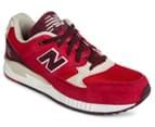 New Balance Men's 530 Classic Sneaker - Red 2