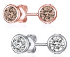 Mestige Lila Earring Set - Silver/Rose 1