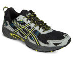 ASICS Men's GEL-Venture 5 Shoe - Dark Steel/Black/Neon Lime 2