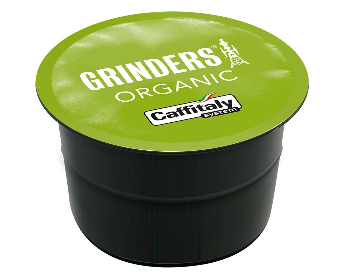 8 x Grinders Master Roasters Organic Coffee Capsules 10pk 3