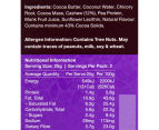 15 x The Chocolate Counter Mylk Chocolate Cashew Bars 50g 3