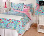 Living Textiles Whimsy Single Bed 3-Piece Comforter Set - Multi 1