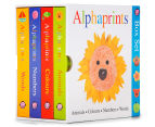 Alphaprints 4 book mini Slipcase 1