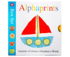 Alphaprints 4 book mini Slipcase 2