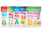 Wipe Clean Early Learning Workbooks 5-Pack 1