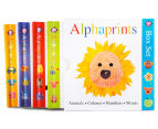Alphaprints 4 book mini Slipcase 3