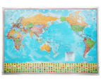 Set of 2 Wall Maps 4