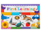 Baby's First Years First Learning 10-Book Pack w/ Storage Case 1
