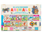 My Little Patchwork Animals 10-Book Pack w/ Storage Case 2