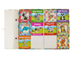 My Little Patchwork Animals 10-Book Pack w/ Storage Case 3
