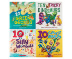 10 Silly Wombats & Other Funny Aussie Stories 10-Book Pack 4