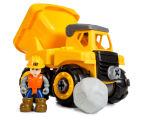 CAT Construction Junior Operator Work Site Dump Truck w/ Tower Drop 3
