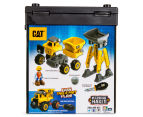 CAT Construction Junior Operator Work Site Dump Truck w/ Tower Drop 6