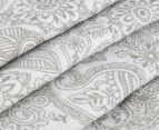 Living Textiles Henna Smart-Swaddle Muslin Wrap - Silver 4