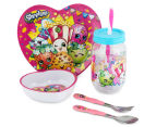 Zak! Shopkins 5-Piece Meal Set - Multi 1