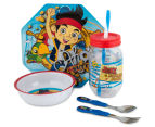 Zak! Jake & The Never Land Pirates 5-Piece Meal Set - Blue 1