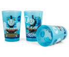 Zak! Thomas the Tank Engine 10-Piece Feeding Set - Blue 2