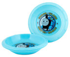 Zak! Thomas the Tank Engine 10-Piece Feeding Set - Blue 5