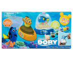Disney Finding Dory 2-Pack Glitter Dome 1