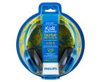 Philips Kids' Headphones - Blue 6