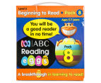 ABC Reading Eggs Level 2: Beginning To Read Book Pack 8 - Ages 5-7 Years 1
