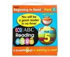 ABC Reading Eggs Level 2: Beginning To Read Book Pack 5 - Ages 5-7 Years 1