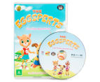 ABC Reading Eggs: The Eggsperts 3D Animated DVD Series (G) 2