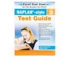 Excel Test Zone NAPLAN*-Style Test Pack - Year 3 2