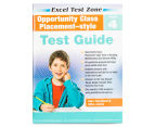 Excel Test Zone Opportunity Class Placement-Style Test Pack - Year 4 2