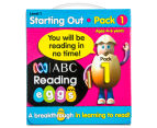 ABC Reading Eggs Level 1: Starting Out Book Pack 1 - Ages 4-6 Years 1