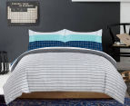 Gioia Casa Davis Queen Bed Quilt Cover Set - Mixed 2